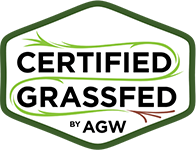 Certified Grassfed by AGW
