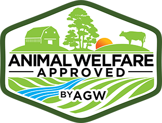 Animal Welfare Approved by AGW