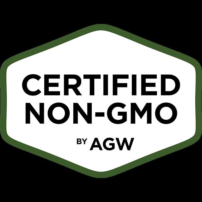 Certified Non-GMO by AGW